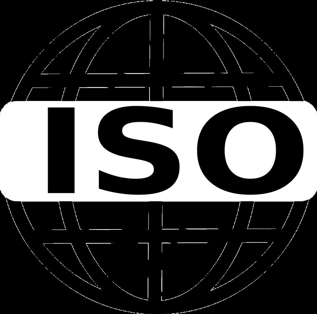 logotyp ISO